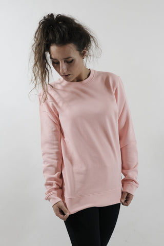 Smith Sweater, Pink.