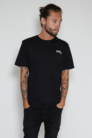 Scout Tee Black