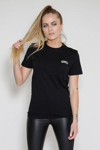 Scout Tee Black.