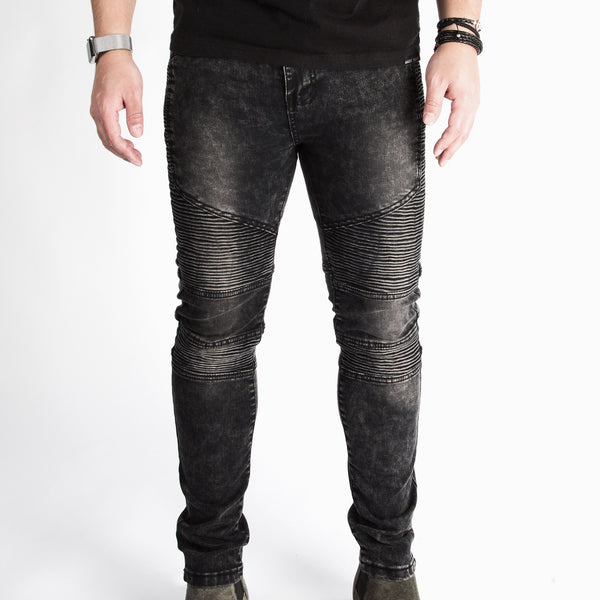 RD Biker Jeans Grey - Reality Dreams - 1