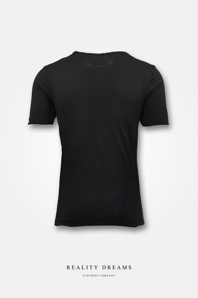 Decoded Tee Black - Reality Dreams - 2