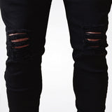 RD Distressed Jeans Black - Reality Dreams - 2