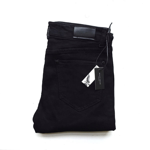 RD Distressed Jeans Black - Reality Dreams - 4