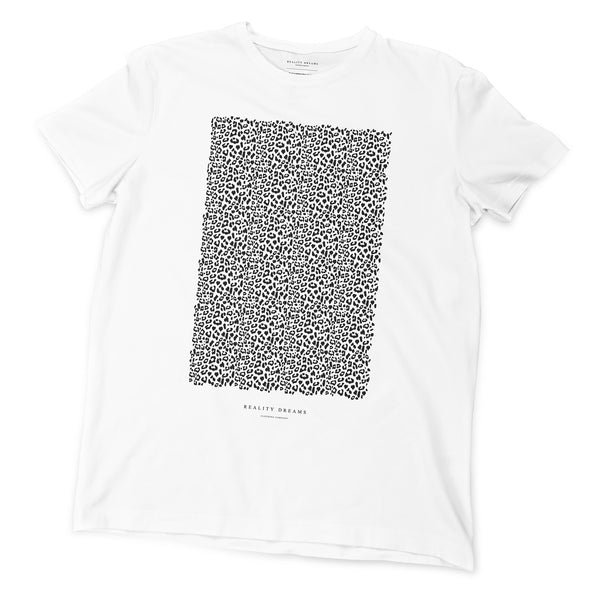 Leopard Print Tee - Reality Dreams - 1