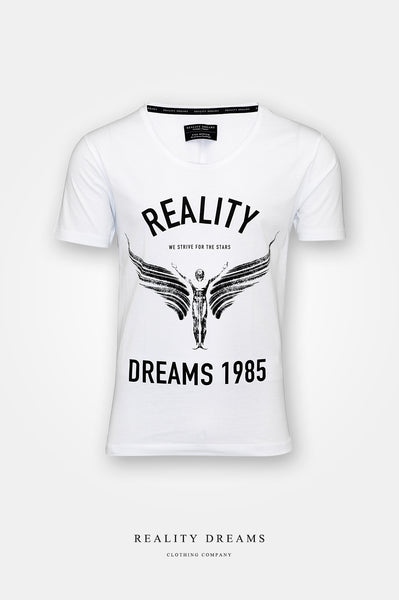 RD Signature White - Reality Dreams - 1