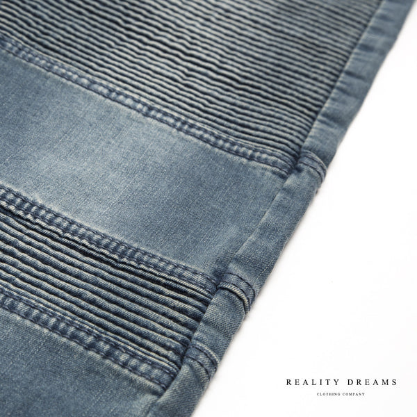 RD Biker Jeans Blue - Reality Dreams - 4