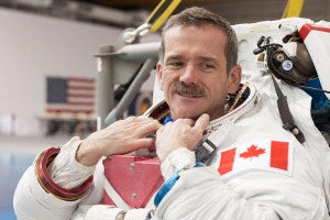 Packing for the Arctic with Chris Hadfield