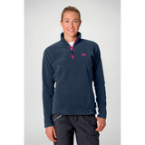 Helly Hansen Ladies Daybreaker 1/2 Zip Fleece - Evening Blue - Helly Hansen