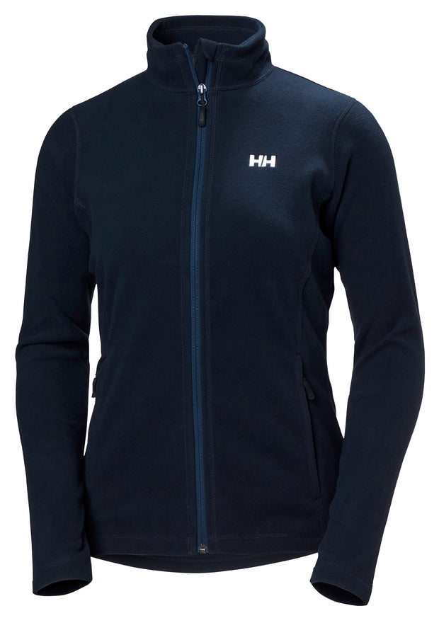 Helly Hansen Women's Daybreaker Fleece Jacket in Navy - Helly Hansen