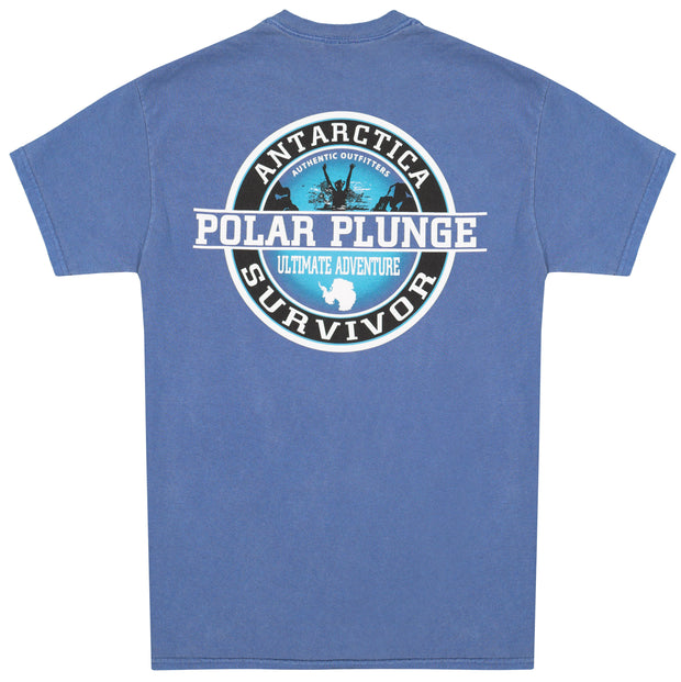 Antarctica Polar Plunge T-Shirt - Quark Expeditions, Inc.