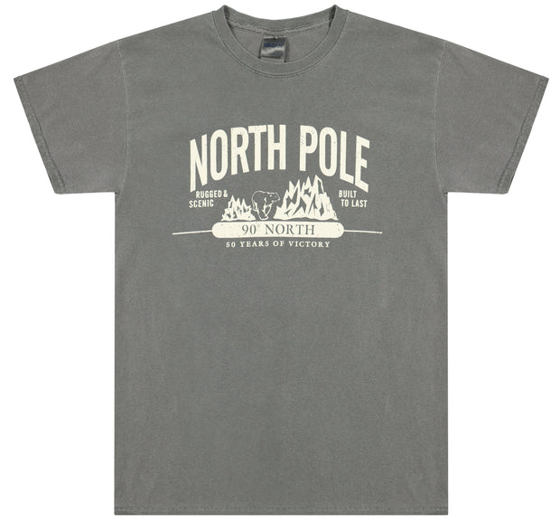 North Pole Crushed Ice T-Shirt - Quark Expeditions, Inc.