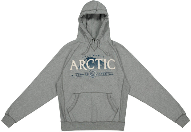 Arctic Wilderness Expedition Hooded Sweatshirt - Quark Expeditions, Inc.