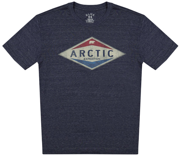 Arctic Retro T-Shirt - Quark Expeditions, Inc.