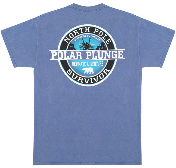 North Pole Polar Plunge T-Shirt - Quark Expeditions, Inc.