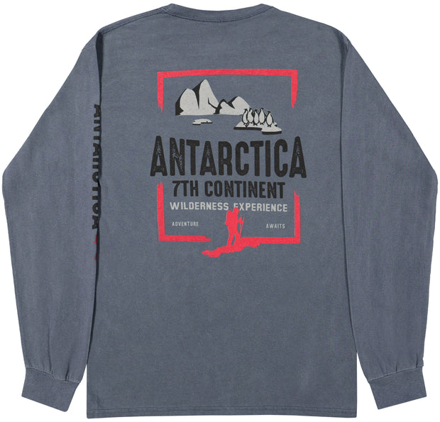 Antarctica Wilderness Experience Long-sleeved T-Shirt - Quark Expeditions
