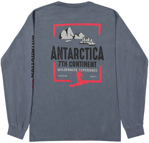 Antarctica Wilderness Experience Long-sleeved T-Shirt