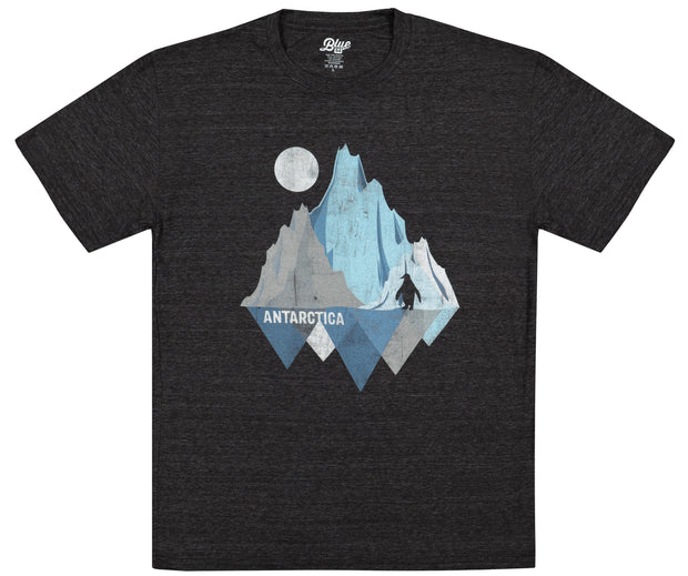 Antarctica Iceberg with Penguin T-Shirt - Quark Expeditions