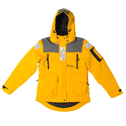 Quark Expeditions Men's Parka - Quark Expeditions