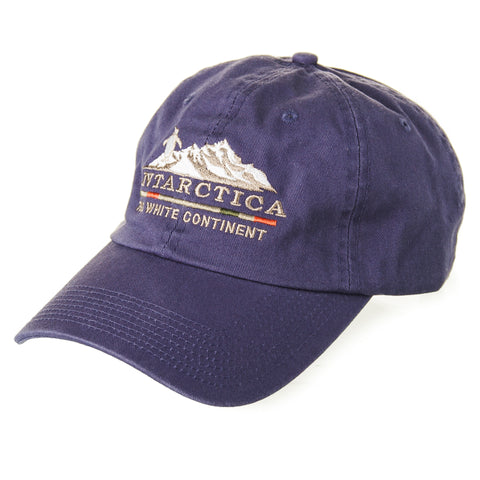 Antarctic Landscape Cap in Indigo - Quark Expeditions, Inc.