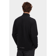 Helly Hansen Men's Daybreaker 1/2 Zip Fleece Jacket in Black - Helly Hansen