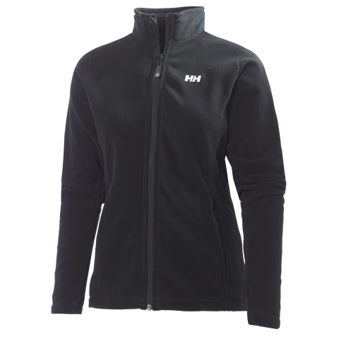 Helly Hansen Ladies Daybreaker Fleece Jacket - Black