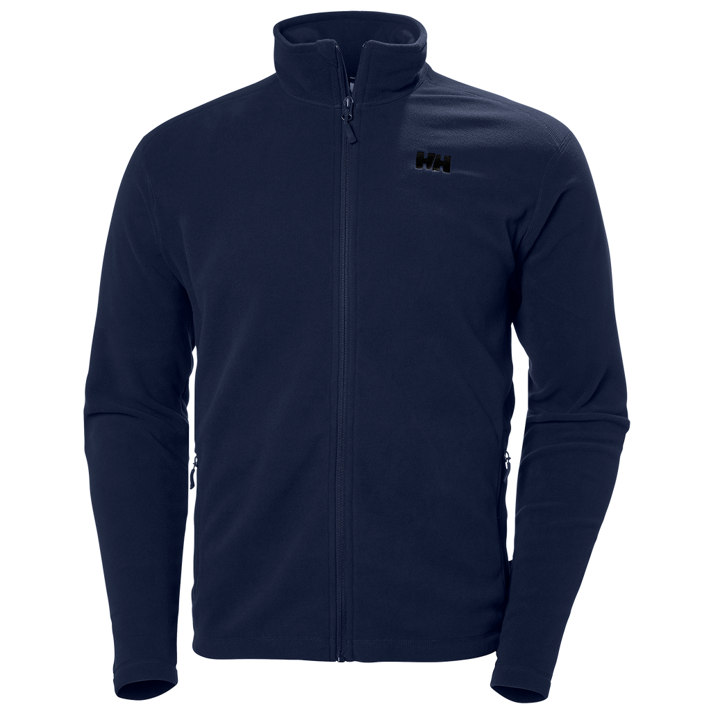 Helly Hansen Mens Daybreaker Fleece Jacket - Evening Blue