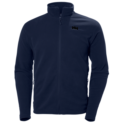 Helly Hansen Mens Daybreaker Fleece Jacket - Evening Blue - Helly Hansen