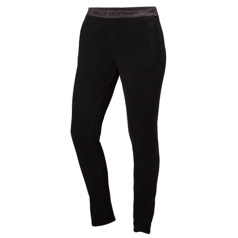 Helly Hansen Ladies Daybreaker Fleece Pant - Black - Quark Expeditions - 1