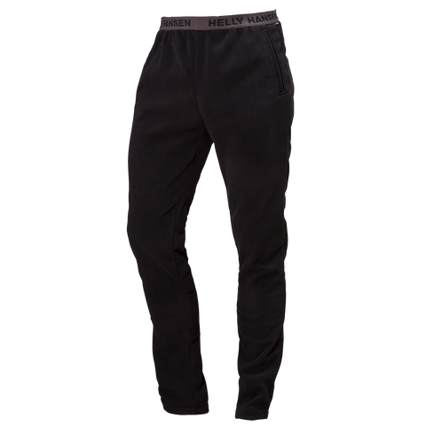 Helly Hansen Mens Daybreaker Fleece Pant - Black - Quark Expeditions - 1