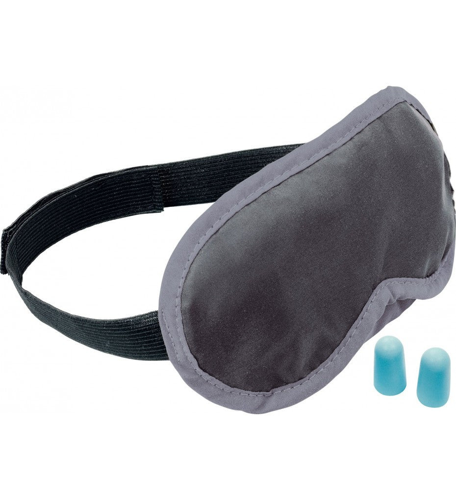 Eye Mask and Earplugs - Go Travel