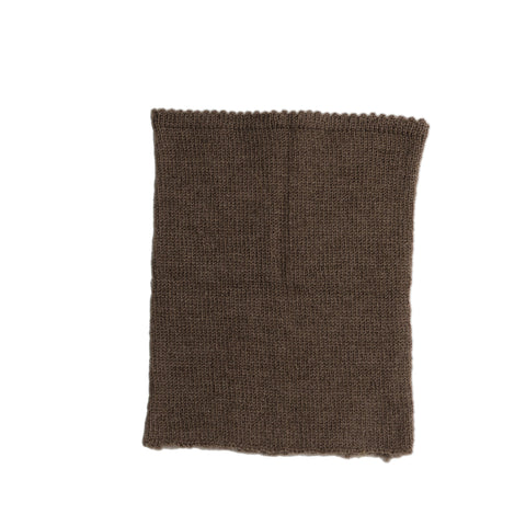Traditional Musk Ox Qiviut Neck Warmer - Arctic Canada