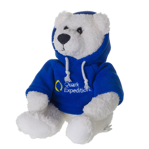 Quark Polar Bear with Hoodie - Quark Expeditions, Inc.
