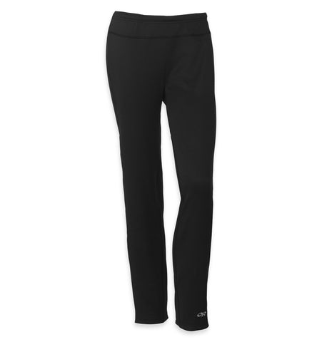 Outdoor Research Ladies Radiant Hybrid Tights - Black - Quark Expeditions - 1