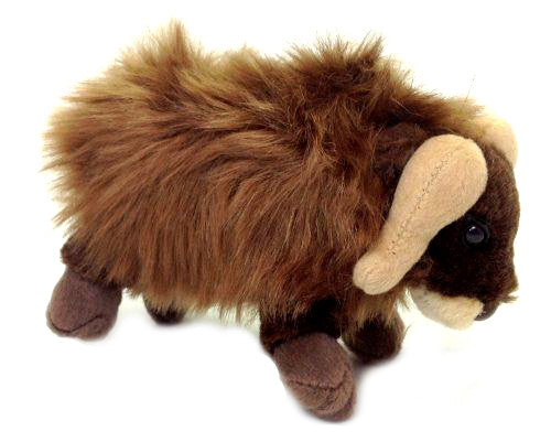 Plush Toy Musk Ox - Quark Expeditions, Inc.