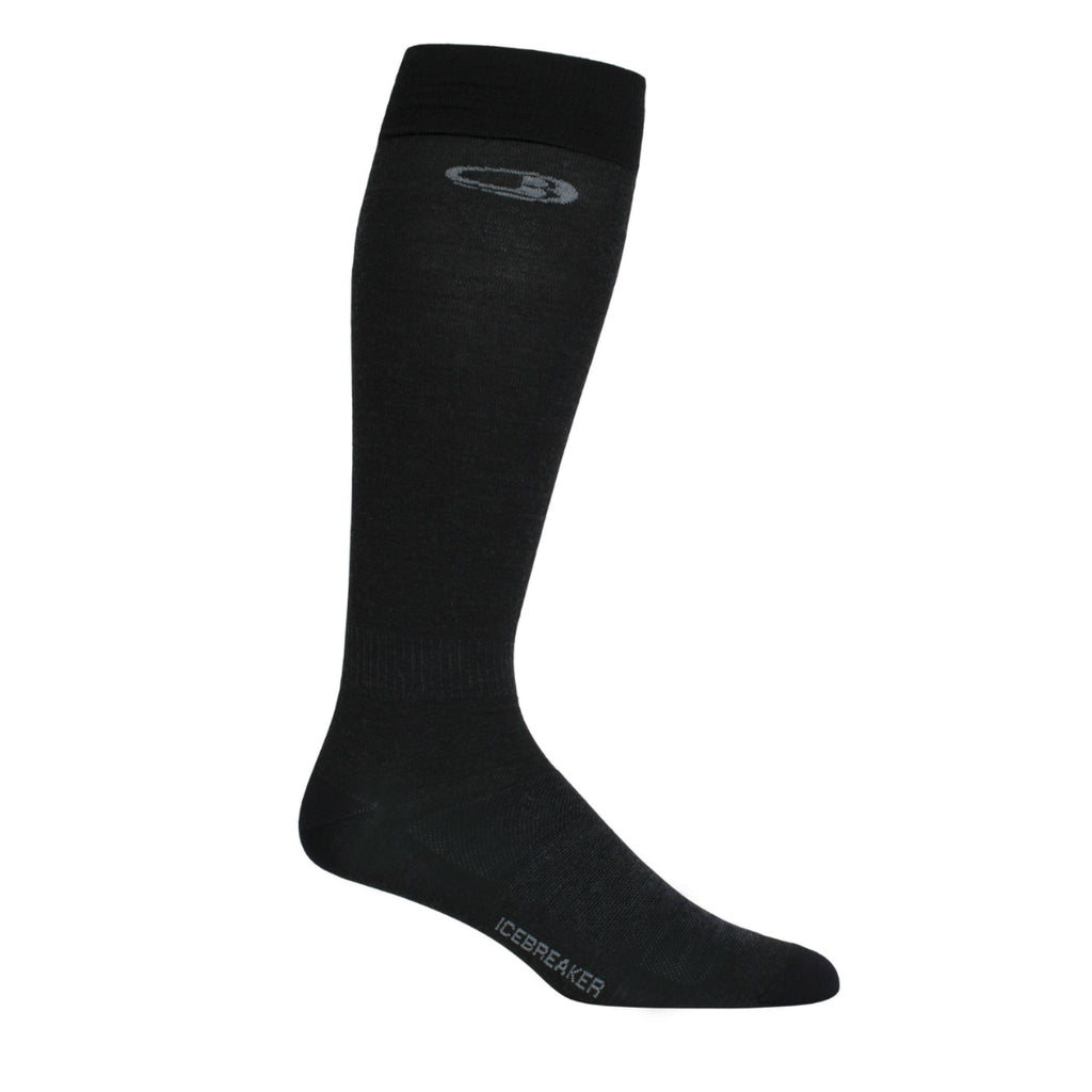 Icebreaker Men's Snow Liner Over the Calf Sock - Icebreaker