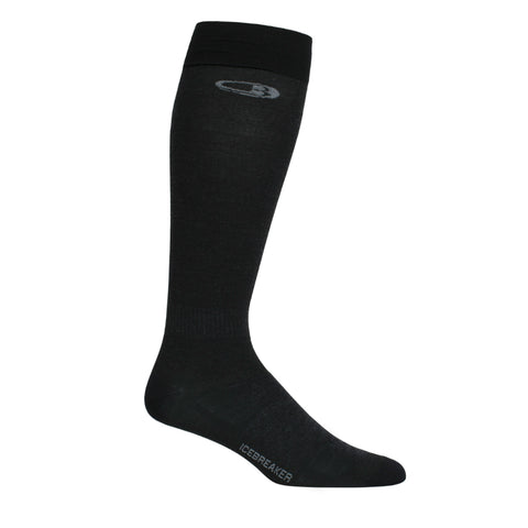 Icebreaker Mens Snow Liner Over the Calf Sock - Icebreaker