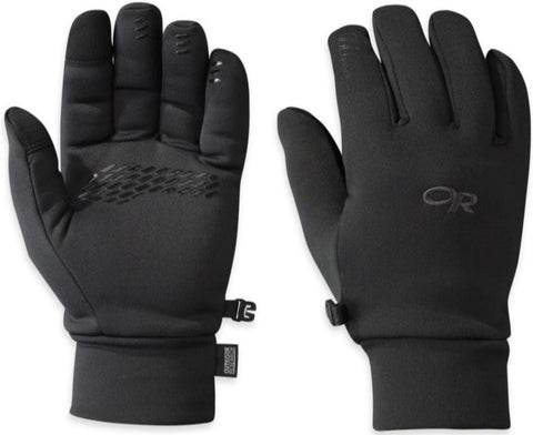 Outdoor Research Men's PL 400 Sensor Gloves - Black - Quark Expeditions