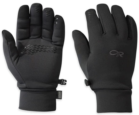 Outdoor Research Ladies PL 400 Sensor Gloves - Black - Quark Expeditions
