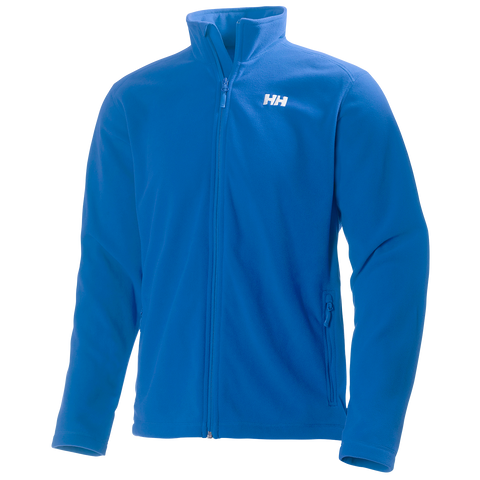 Helly Hansen Mens Daybreaker Fleece Jacket - Racer Blue - Quark Expeditions - 1