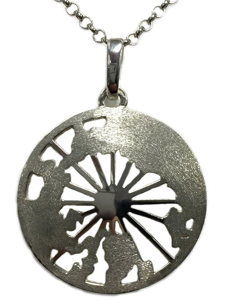 Sterling Silver North Pole Necklace - Quark Expeditions, Inc.