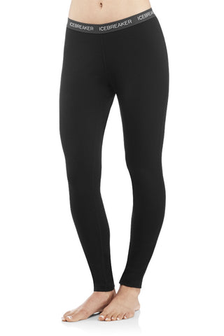 Icebreaker Ladies Oasis Leggings Baselayer - Icebreaker