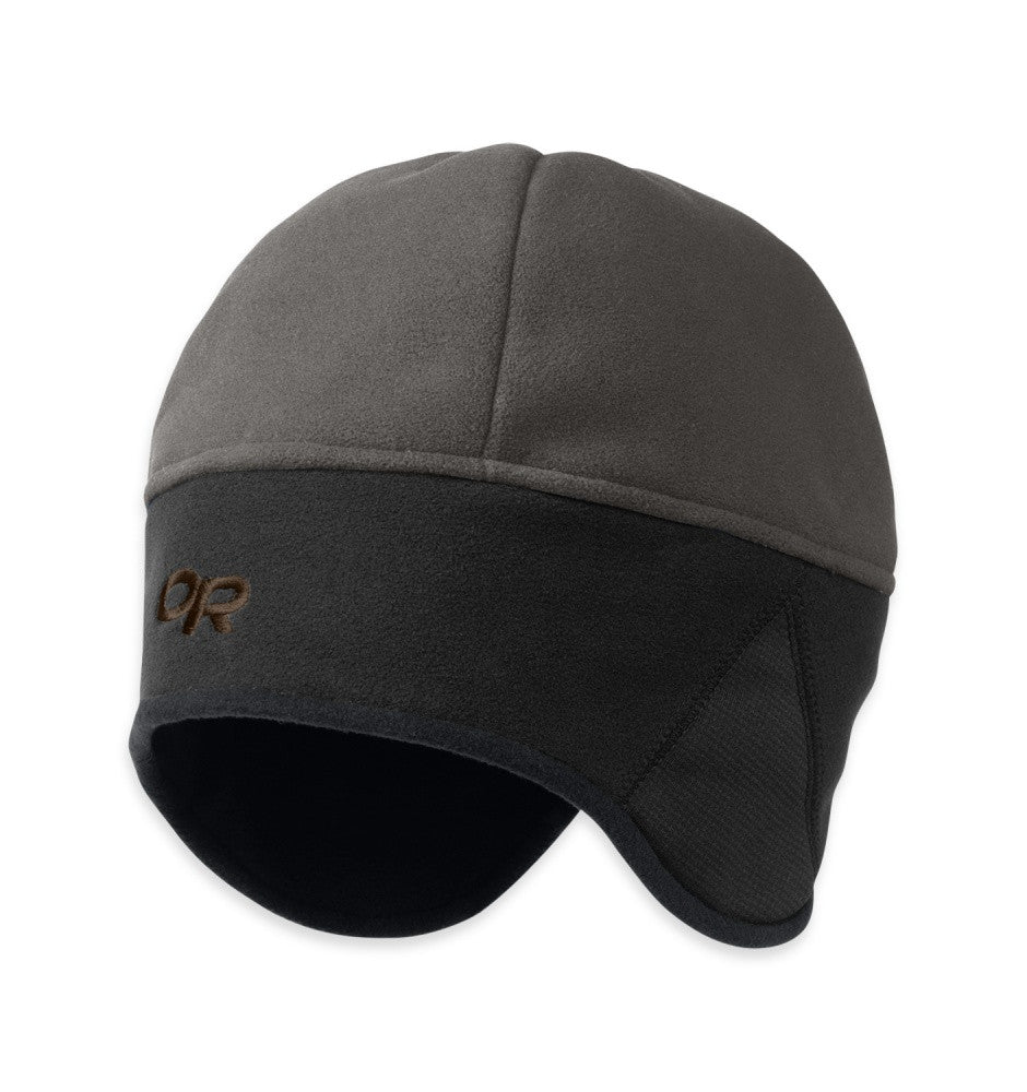 Outdoor Research Windwarrior Hat - Charcoal - Quark Expeditions