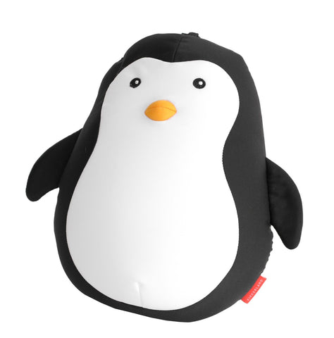 Zip & Flip Penguin Neck Pillow - Kikkerland