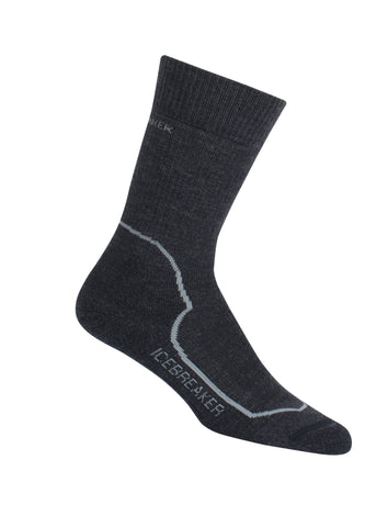 Icebreaker Ladies Hike + Heavy Merino Wool Crew Sock - Icebreaker