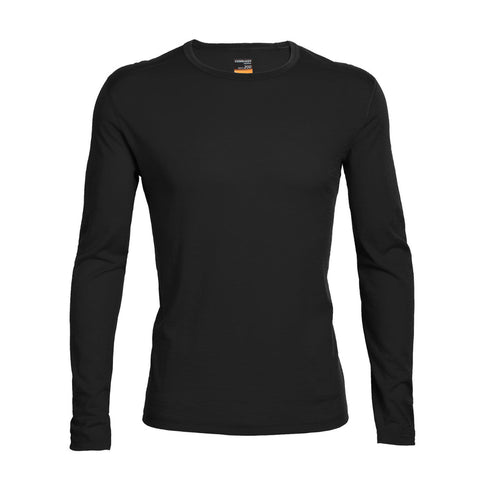 Icebreaker Men's Oasis Long Sleeved Crewe Baselayer - Icebreaker