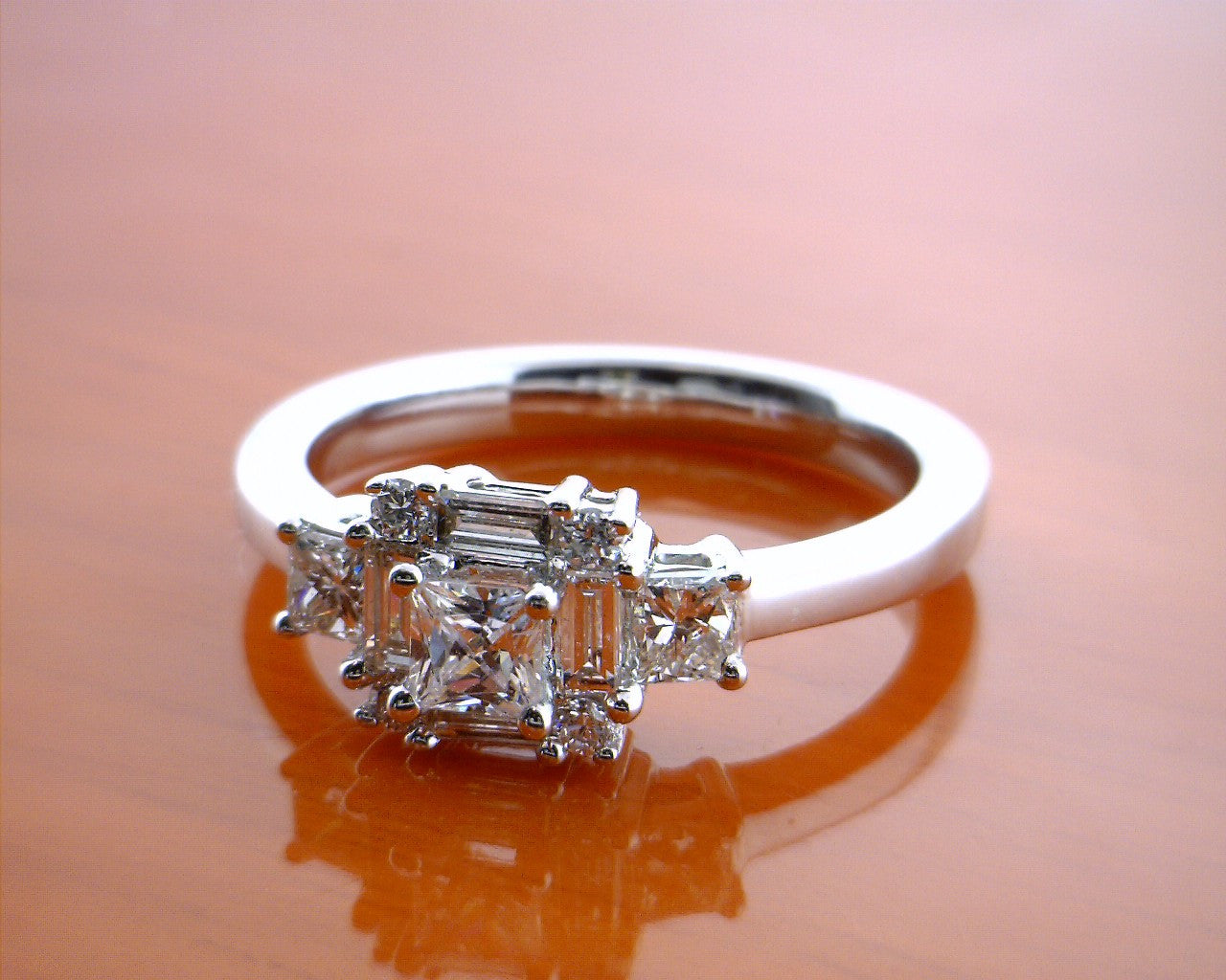 Engagement Rings - Mavrik Jewelry