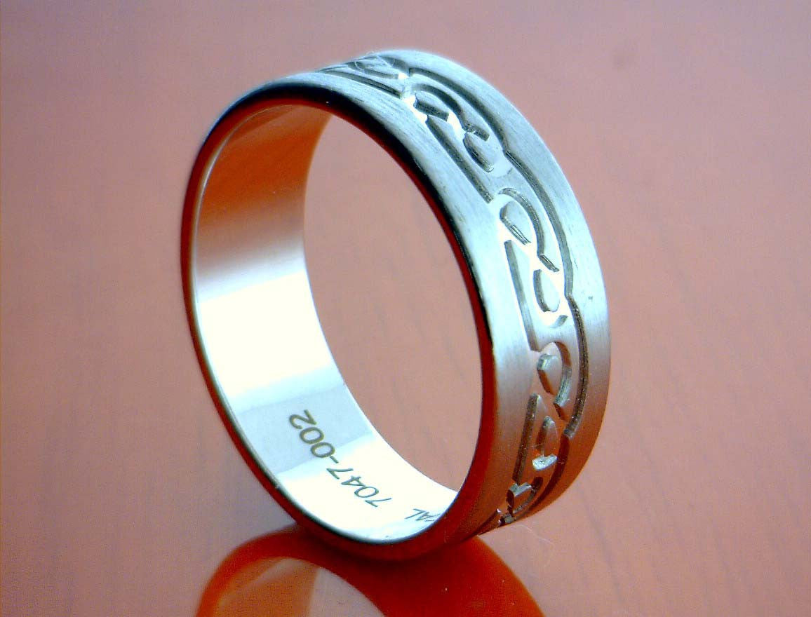 Men\'s Wedding Bands - Mavrik Jewelry