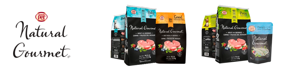 Natural Gourmet refill