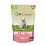 Tabletas masticables PetNaturals Digestion Diaria para gatos