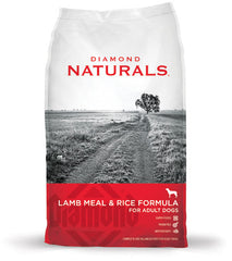 Diamond - Croquetas Diamond Lamb Meal & Rice Naturals